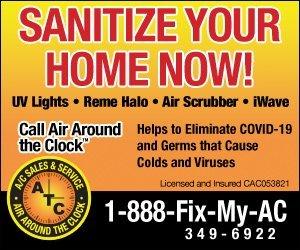 ATC Sanitize Special