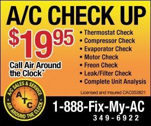 ATC AC Checkup Special